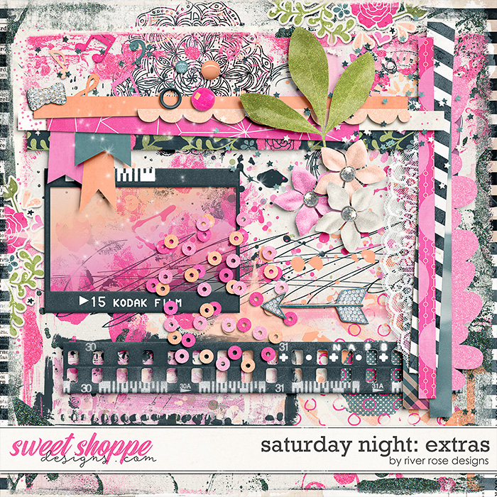 Saturday Night: Extras by River Rose Designs