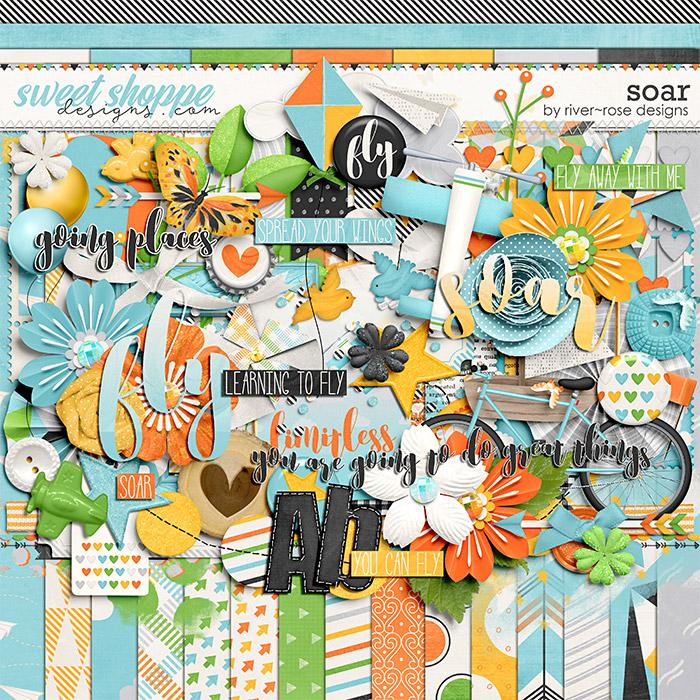 Soar Kit by River Rose Designs