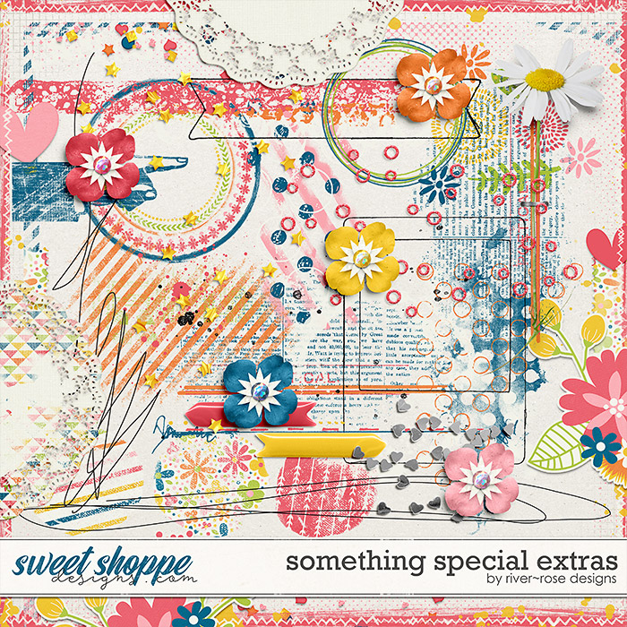 Something Special Extras by River Rose Designs