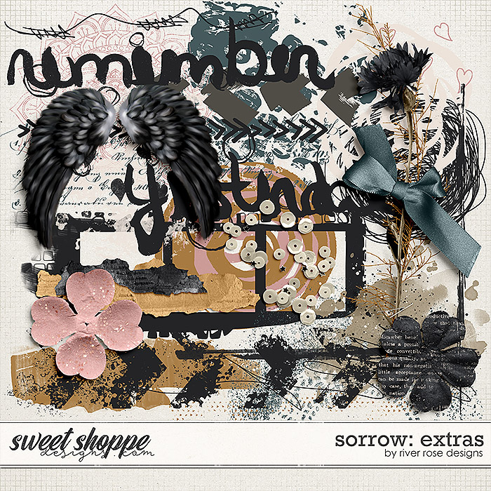 Sorrow: Extras by River Rose Designs