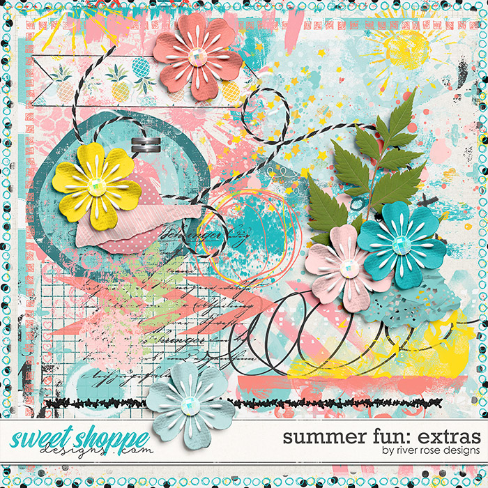 Summer Fun: Extras by River Rose Designs