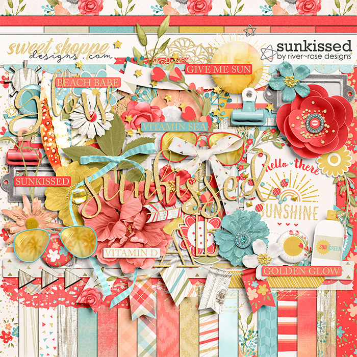 Sunkissed Kit by River Rose Designs