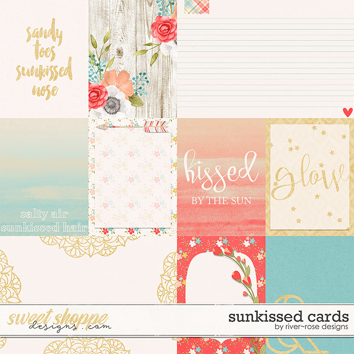 Sunkissed Cards by River Rose Designs