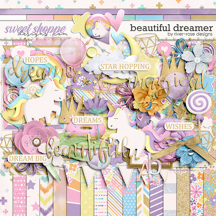 Beautiful Dreamer Kit by River Rose Designs