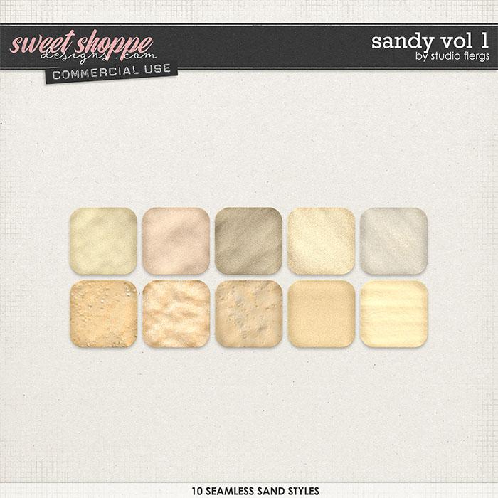 Sandy VOL 1 by Studio Flergs