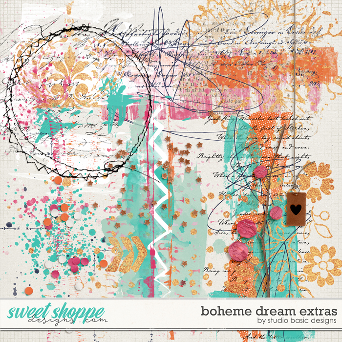 Boheme Dream Extras by Studio Basic