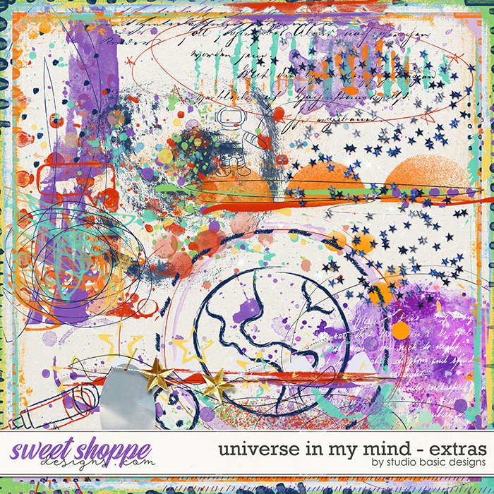 Universe In My Mind Extras by Studio Basic