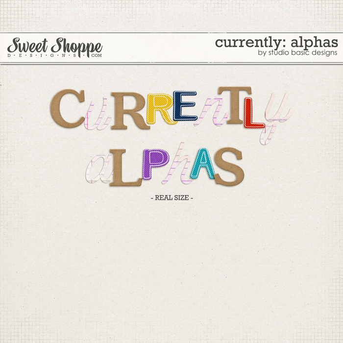 Currently: Alphas by Studio Basic