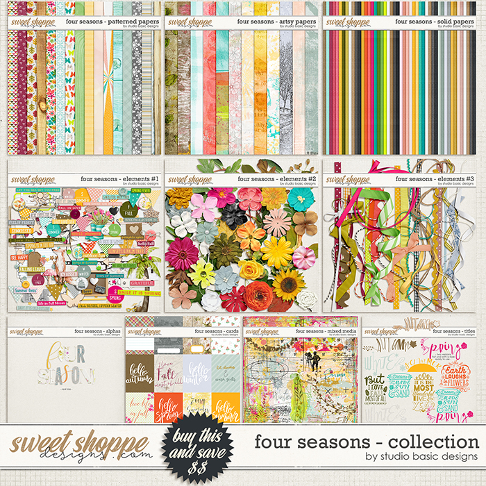 Four Seasons Collection by Studio Basic