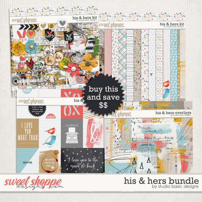 His & Hers Bundle by Studio Basic