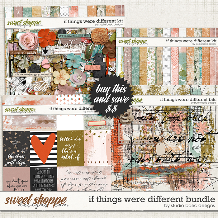 If Things Were Different Bundle by Studio Basic
