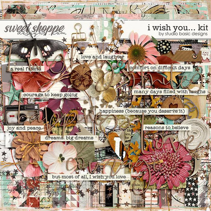 I Wish You... Kit by Studio Basic