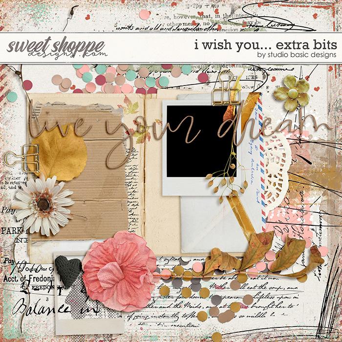 I Wish You... Extra Bits by Studio Basic