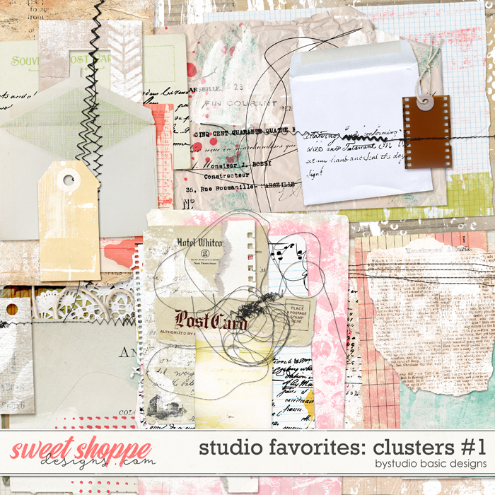 Studio Favorites: Clusters #1 by Studio Basic
