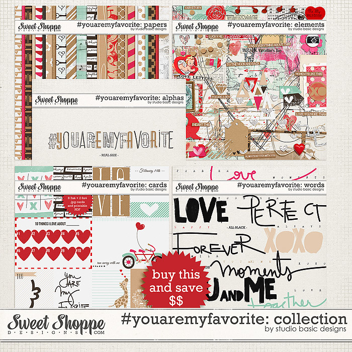 #youaremyfavorite Collection by Studio Basic