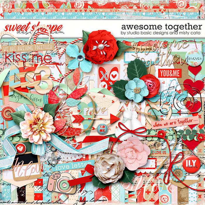 Awesome Together by Studio Basic Designs and Misty Cato