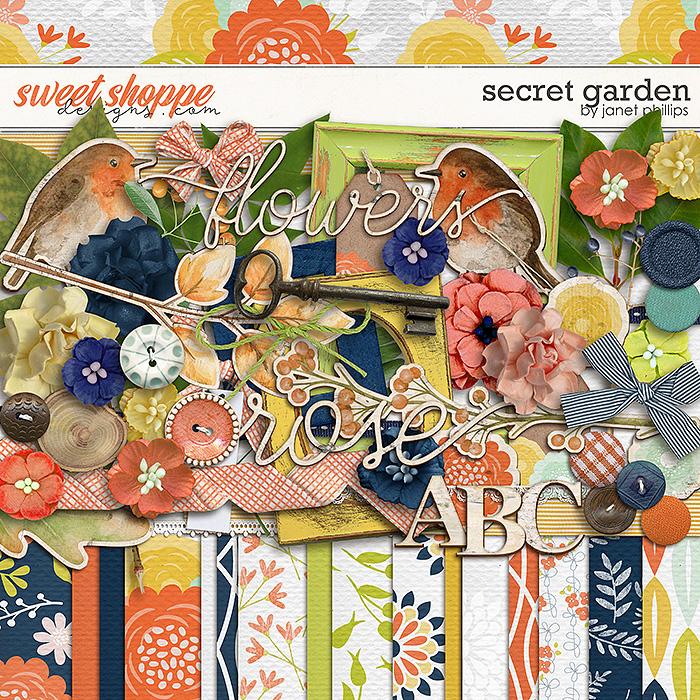 Secret Garden by Janet Phillips