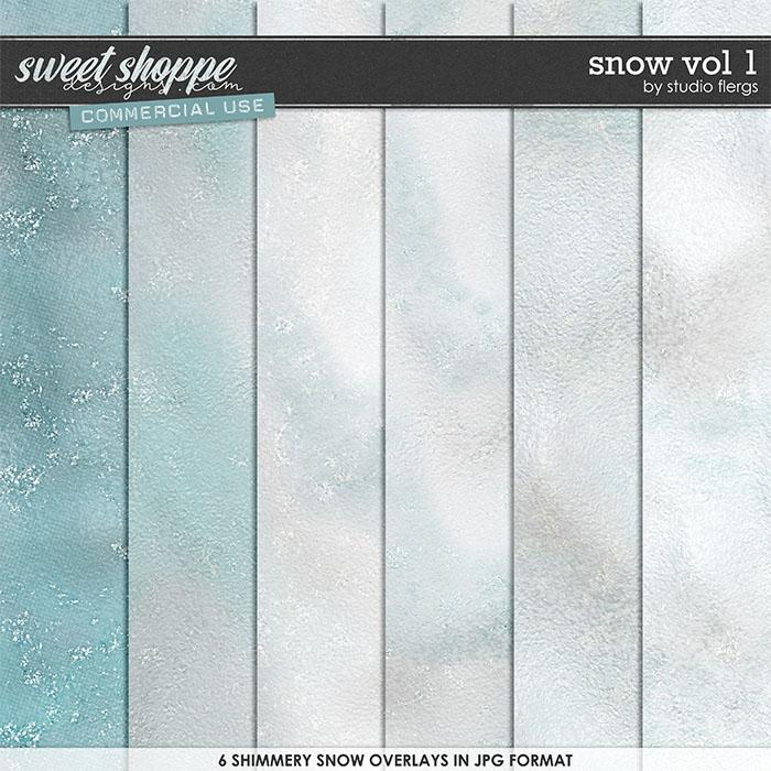 Snow VOL 1 by Studio Flergs