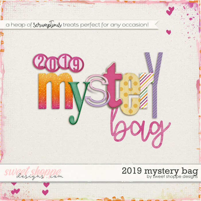*OFFER EXPIRED* 2019 Mystery Bag by Sweet Shoppe Designs