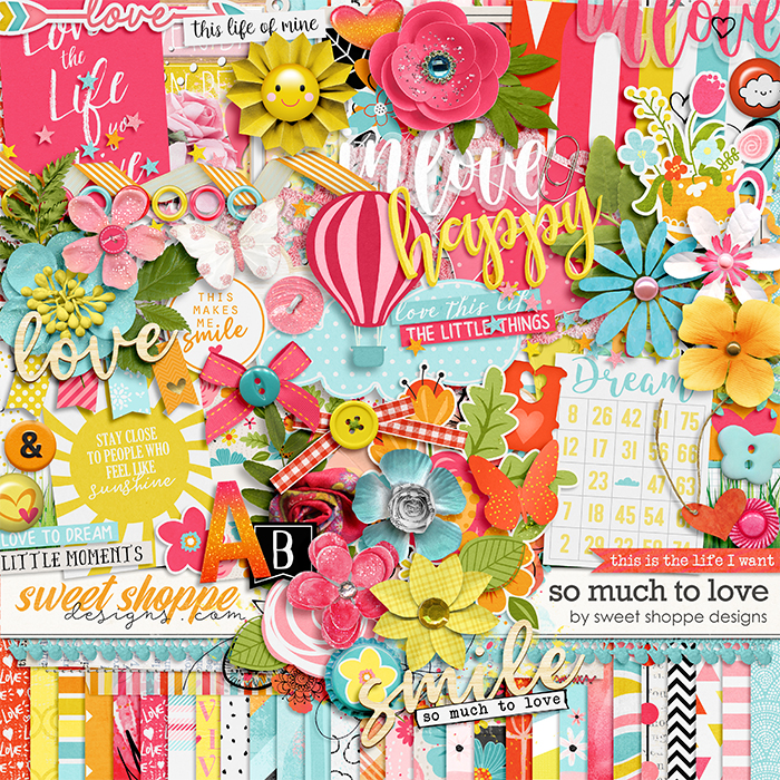 *OFFER EXPIRED* So Much to Love by Sweet Shoppe Designs
