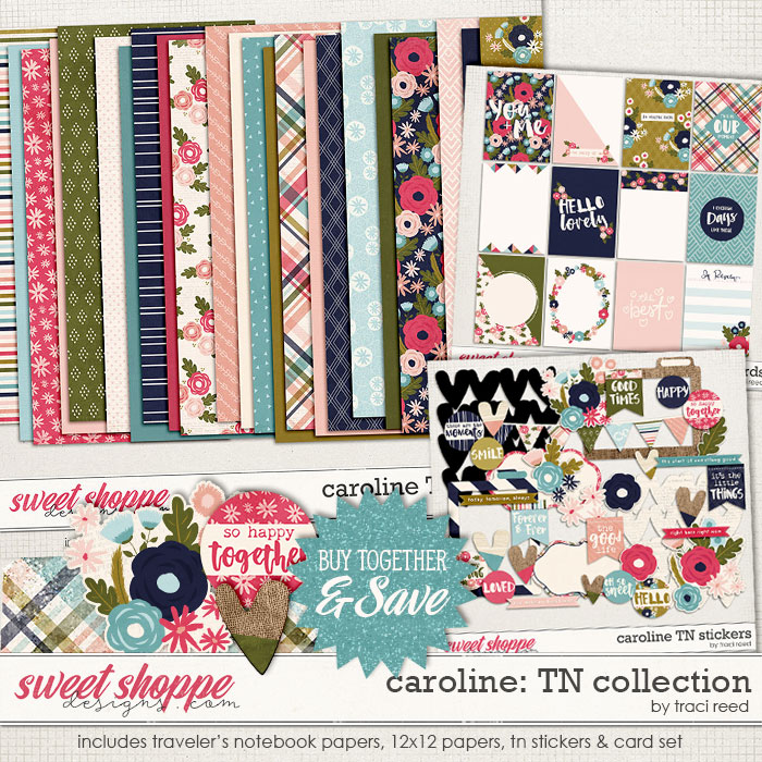 Caroline TN Collection by Traci Reed