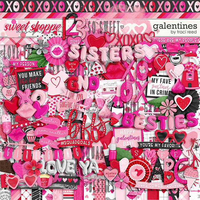 Galentines by Traci Reed