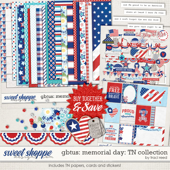 God Bless The US: Memorial Day TN Collection
