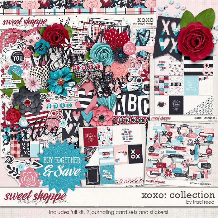 XOXO Collection by Traci Reed