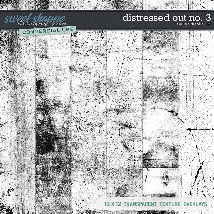 CU Distressed Out no. 3 by Tracie Stroud