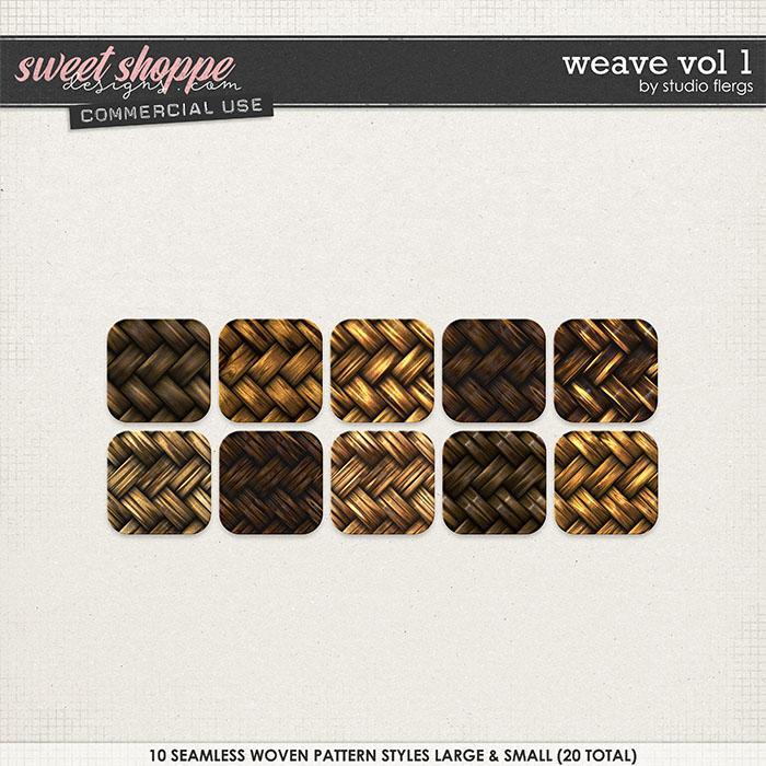 Weave VOL 1 by Studio Flergs