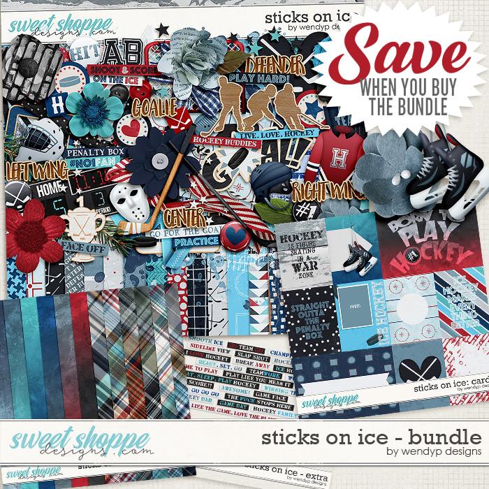 Sticks on ice - Bundle by WendyP Designs