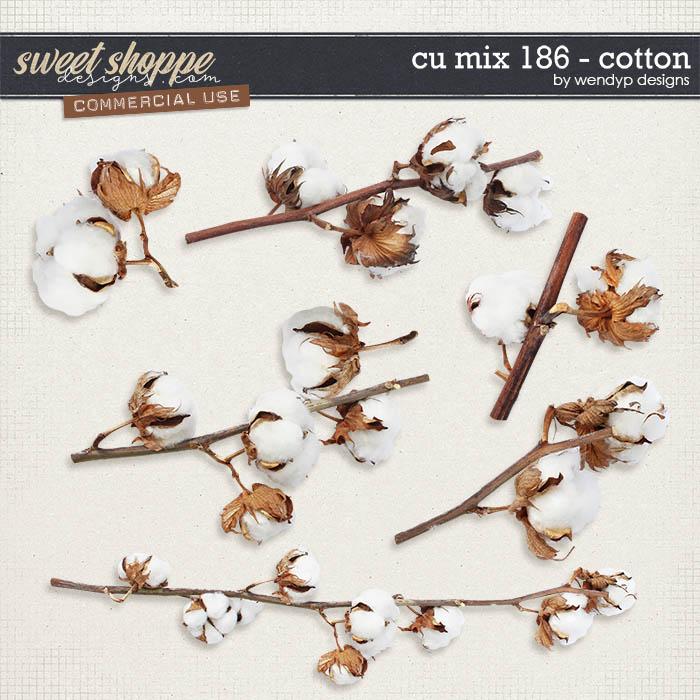 CU Mix 186 - cotton by WendyP Designs