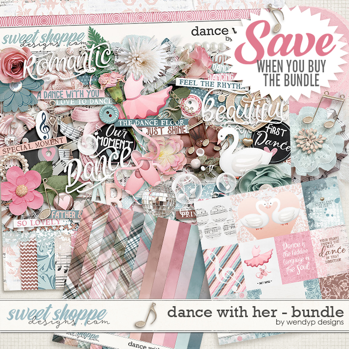 Dance with her - Bundle by WendyP Designs