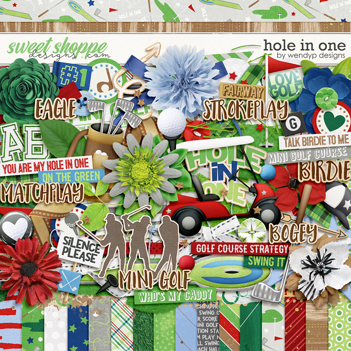Hole in One by WendyP Designs