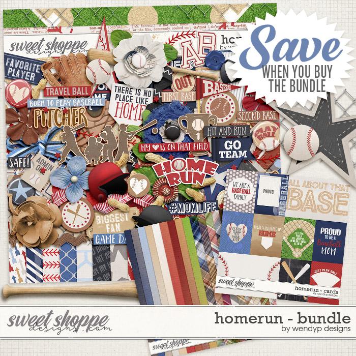 Homerun - Bundle by WendyP Designs