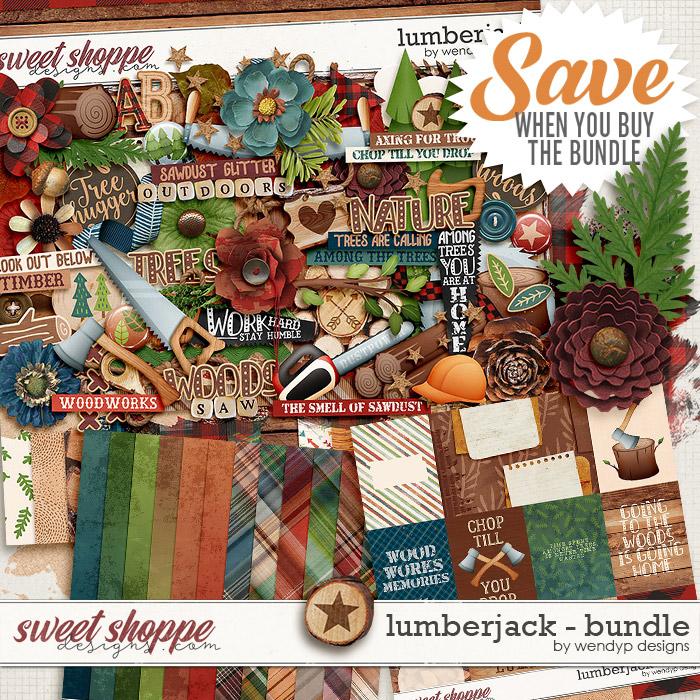 Lumberjack - Bundle by WendyP Designs