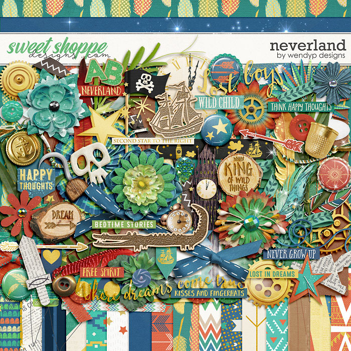 Neverland by WendyP Designs