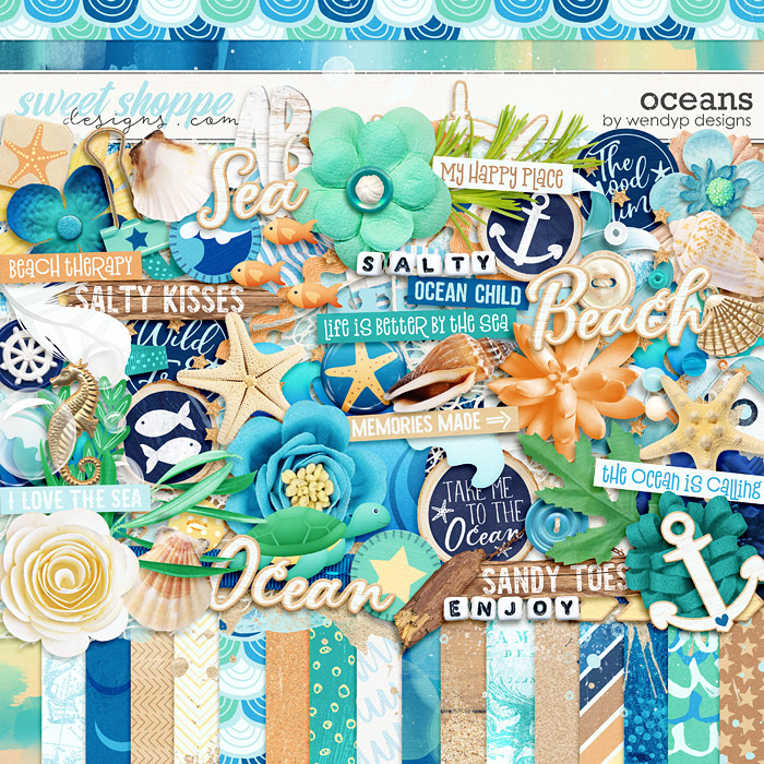 Oceans by WendyP Designs