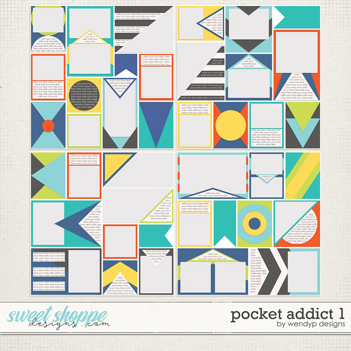 Pocket Addict no.1 by WendyP Designs
