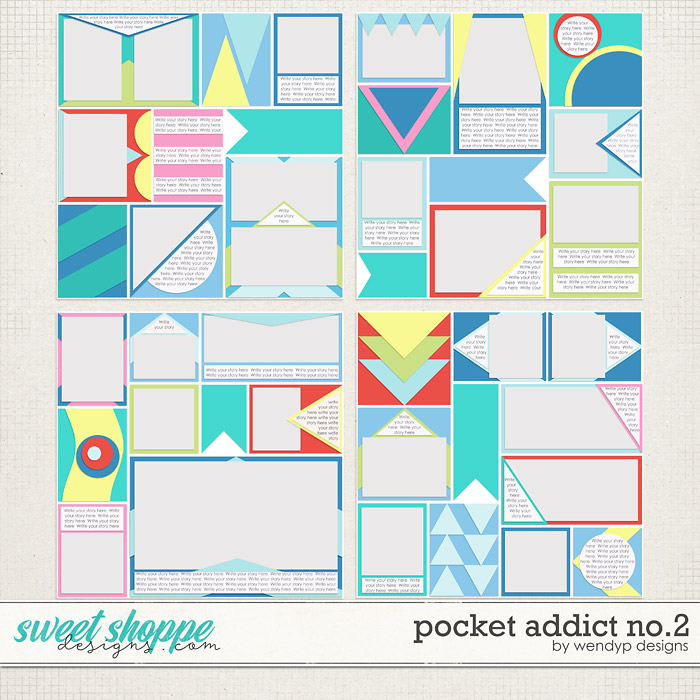 Pocket Addict no.2 by WendyP Designs