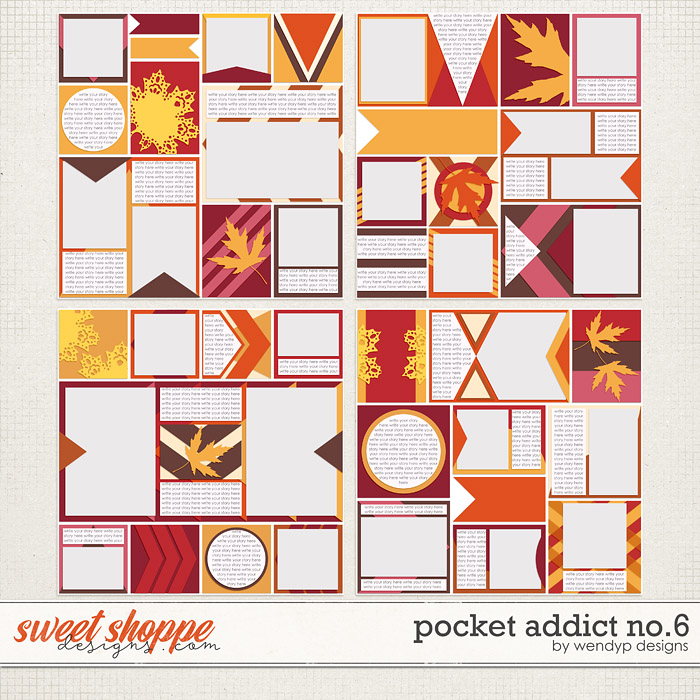 Pocket Addict No.6 by WendyP Designs