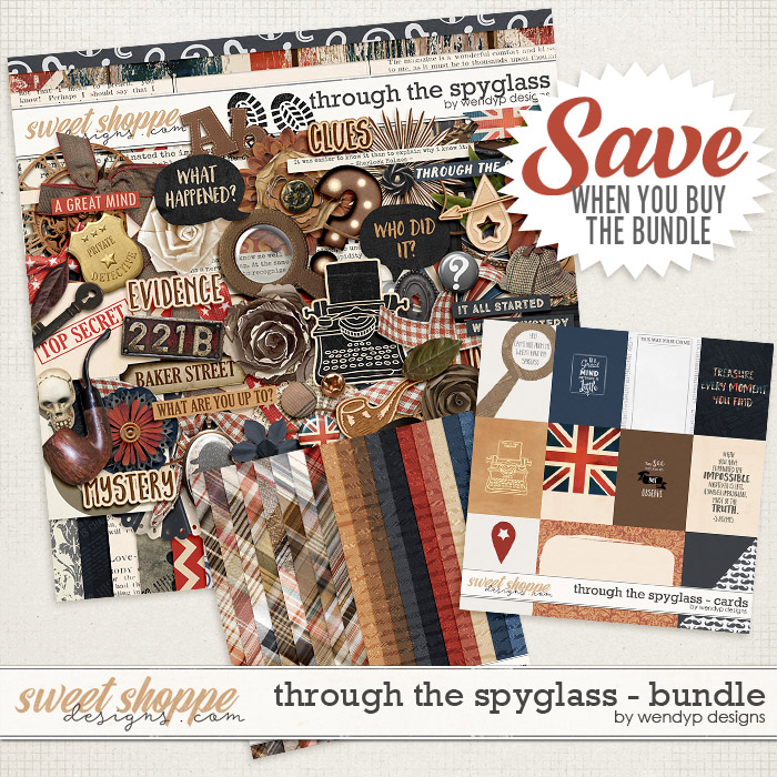 *FWP* Through the spyglass - bundle by WendyP Designs
