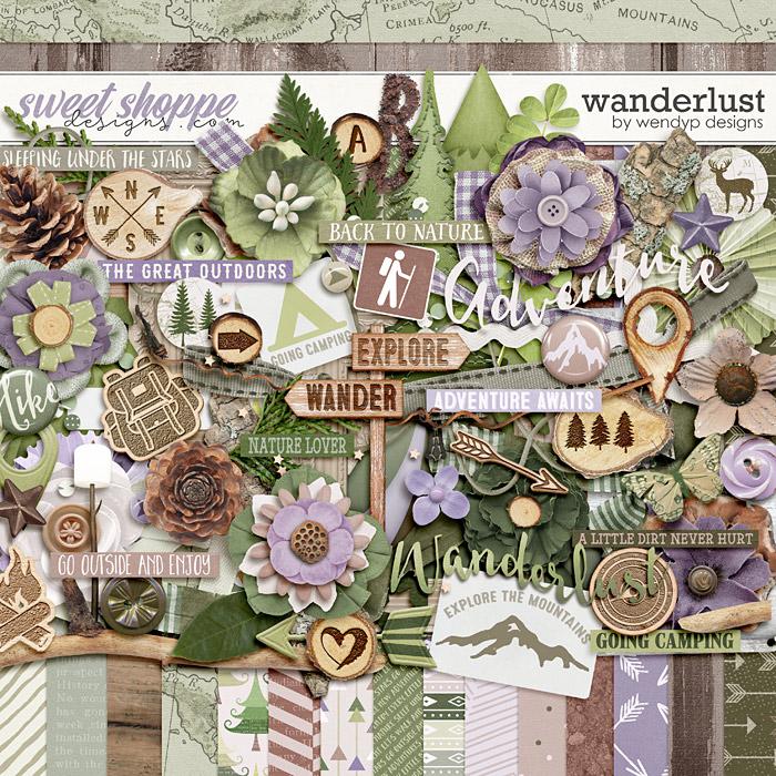 Wanderlust by WendyP Designs