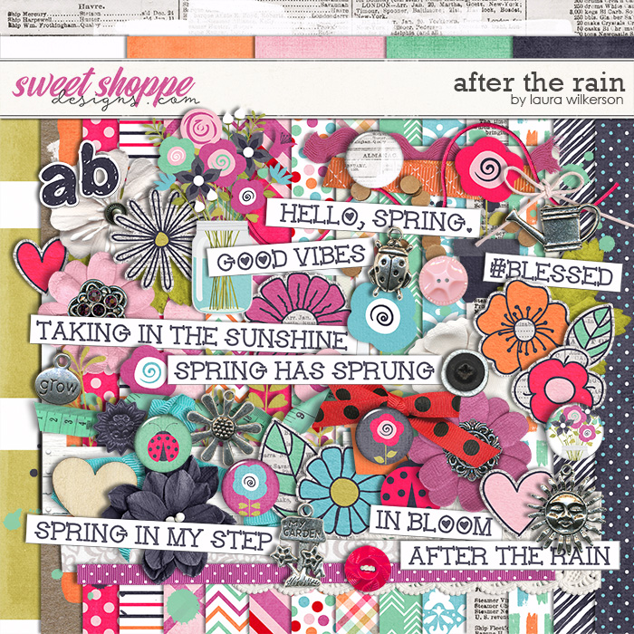 After the Rain: Kit by Laura Wilkerson