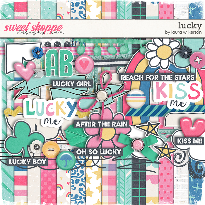 Lucky: Kit by Laura Wilkerson