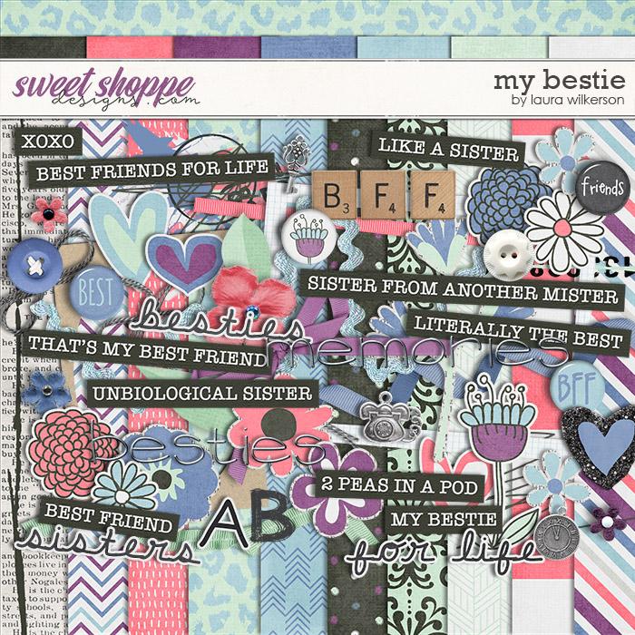 My Bestie: Kit by Laura Wilkerson
