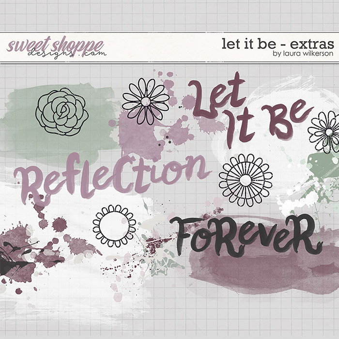 Let It Be: Extras by Laura Wilkerson
