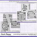 Cindy's Journaling Templates - Bundled Set 2 by Cindy Schneider
