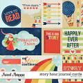 Story Hour Journal Cards by Misty Cato