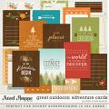 Great Outdoors: Adventure Cards by Kristin Cronin-Barrow